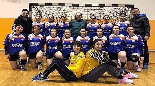Ordu Gençlerbirliği Kadın THentbol Takımı 1.Lig'e alındı