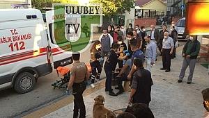 Ulubey'de silahlı kavga