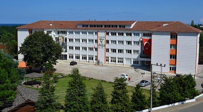 Ordu Doğa Koleji Türkiye şampiyonu çıkarttı