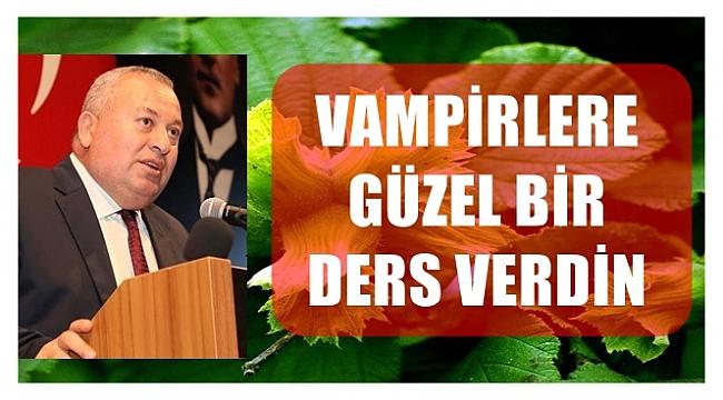 Enginyurt Cumhurbaşkanı Erdoğan'a teşekkür etti