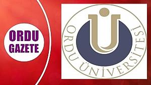 Ordu Üniversitesi 20 personel alacak