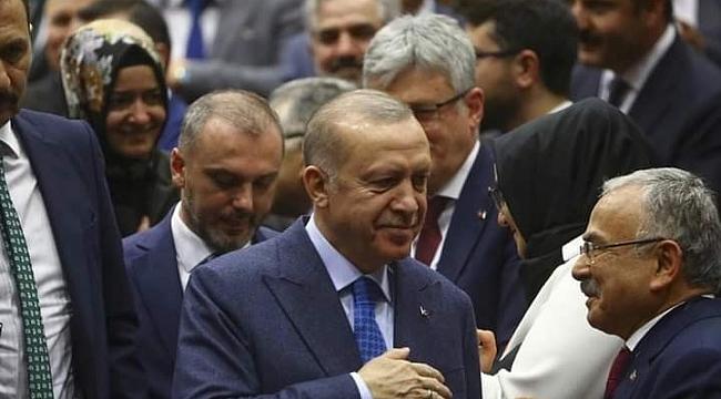 Başkan Güler Cumhurbaşkanı Erdoğan'la görüştü