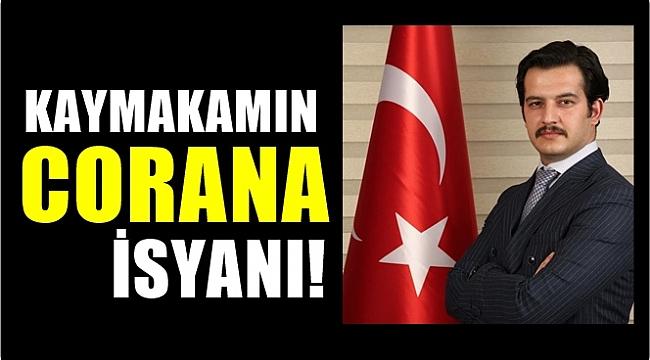Kaymakam Kasımoğlu: En ağır cezayı vereceğim