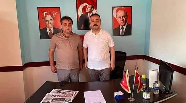 MHP Ulubey'de Oğuzhan Güler'e emanet