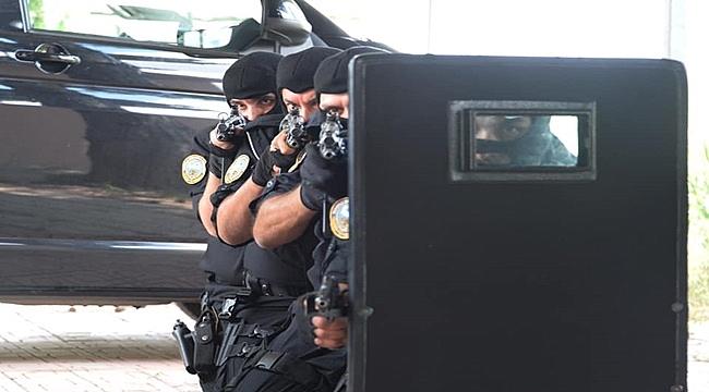Ordu'da aranan 36 kişi yakalandı 14'ü tutuklandı