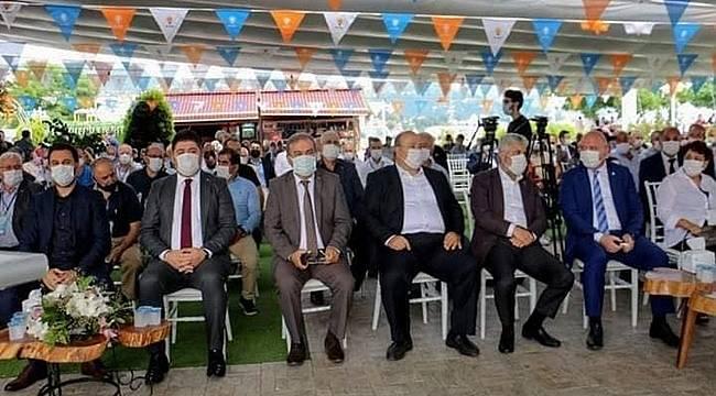 AK Parti Perşembe İlçe Başkanını seçti