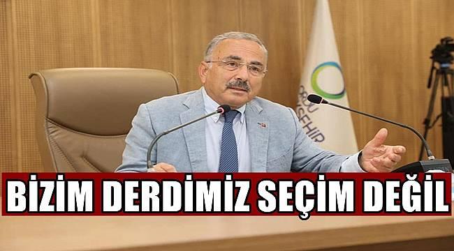 Başkan Güler'den flaş açıklamalar