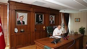 Şahin Ordu'nun taleplerini Hisarcıklıoğlu'na iletti