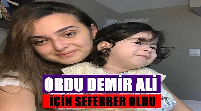 Demir Ali için 5 saatte 2 milyon TL toplandı