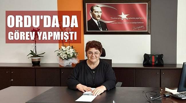 İl Müdürü Ayşe Serap Güney başarılı çalışmalarını sürdürüyor