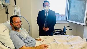 Doktor Aygün Coronayı yendi