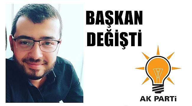 AK Parti Gençlik Kolları Başkanlığına atama yapıldı