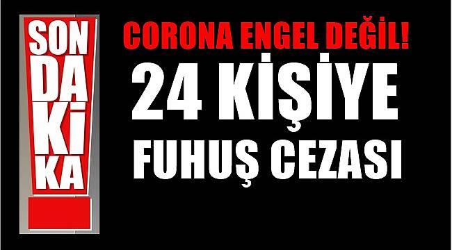 Ordu' 205 kişiye Corona cezası kesildi