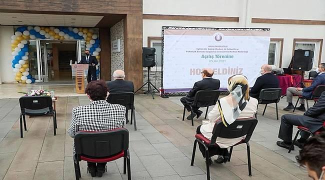 Ordu Üniversitesi'nde Eğitim Aile Sağlığı Merkezi açıldı