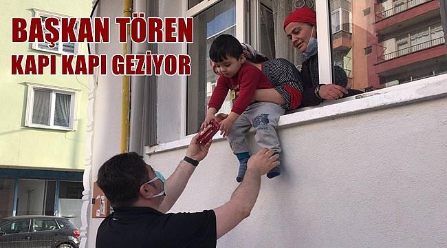 Altınordu Belediyesi zor günde vatandaşın yanında