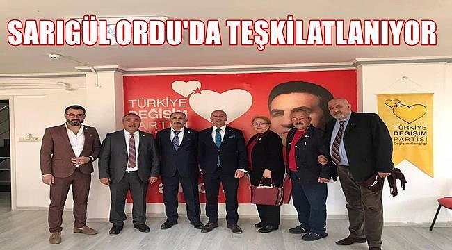CHP'den istifa edip Sarıgül'ün İlçe Başkanı oldu