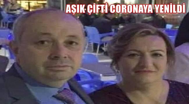 ORDULU ESNAF EŞİYLE BİRLİKTE CORONADAN VEFAT ETTİ