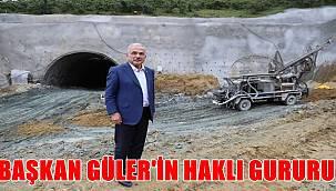 Başkan Güler: İşimizi doğru yapıyoruz
