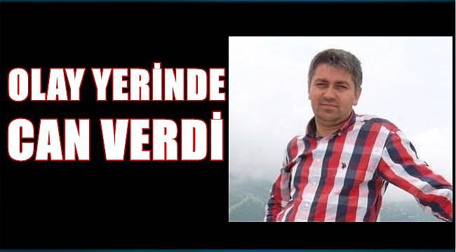 Fatih Şenyurt talihsiz kazada hayatını kaybetti