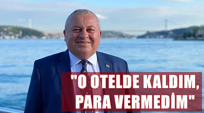 Milletvekili Cemal Enginyurt itiraf etti