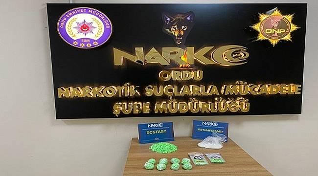 Ordu'da 3 sokak satıcısı tutuklandı