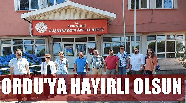 Ahmet Cemal Mağden Huzurevi yeniden yapılıyor