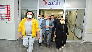 Akkuş Yeni Devlet Hastanesi Hizmete Girdi