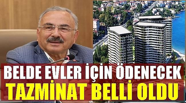 Başkan Güler, Belde Evler için ödenecek tazminatı açıkladı