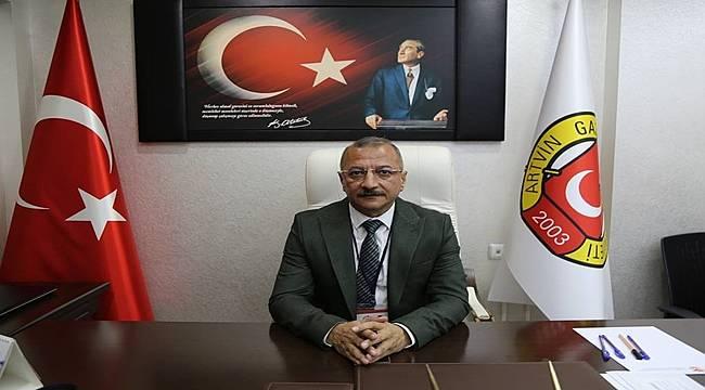 Erdoğan Erişen TGK Genel Başkan Yardımcısı Oldu