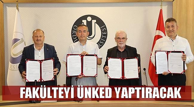 Ünye İktisadi ve İdari Bilimler Fakültesi için protokol imzalandı