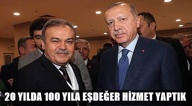 AK Parti 20 yaşında