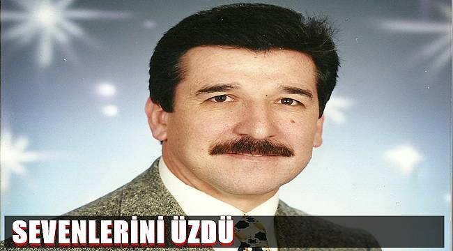 ORDEF Başkanı Salih Ziya Cörüt vefat etti