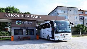 Tur Otobüsleri Artık Çikolatapark'ta