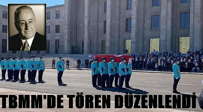 Biltekin Özdemir Ankara'da toprağa verildi