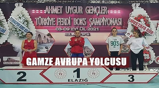 Gamze Soğuksu 4. kez Türkiye Şampiyonu oldu