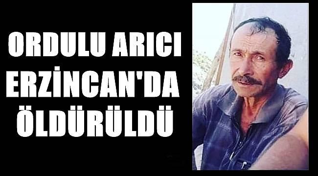 Ordulu Arıcı Mustafa Yılmaz'ı kim neden öldürdü?