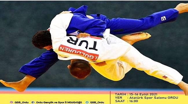 Türkiye Görme Engelliler Judo Şampiyonası Ordu'da düzenlenecek