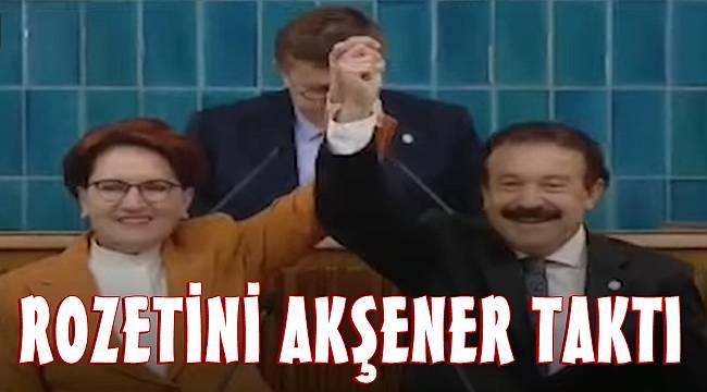 AK Parti'den istifa eden Ünye Eski Belediye Başkanı Ahmet Arpacıoğlu İYİ Parti'ye geçti