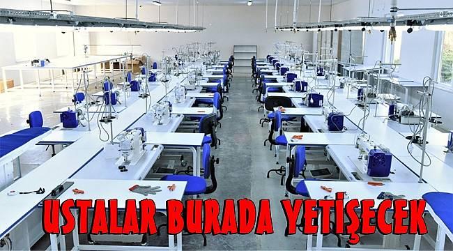 Altınordu Belediyesi Hazır Giyim Uygulama Merkezi kurdu