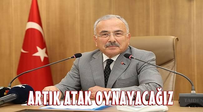 Başkan Güler: 2.5 yıl hizmet atağı yapacağız