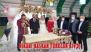 Gülşah ile Osman hayatlarını birleştirdi