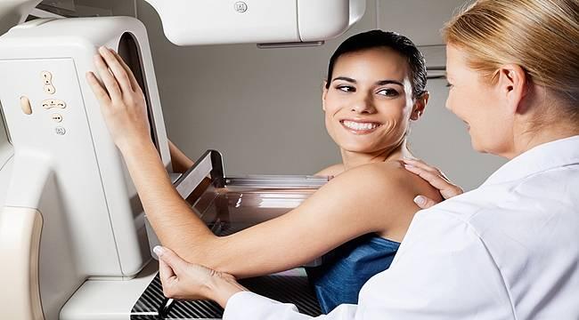 Mamografi nedir, nasıl çekiliyor?