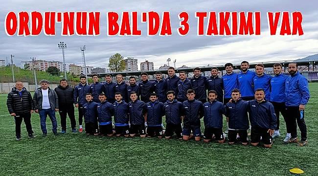 Ordu BAL Lig'inde 3 takımla temsil edilecek