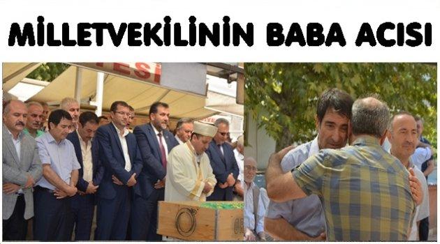 AKSU'NUN BABASI TOPRAĞA VERİLDİ