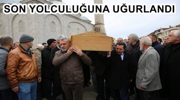 FATMA ALTAŞ TOPRAĞA VERİLDİ