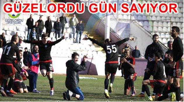 GÜZELORDU'DAN GÖRELESPOR'A FARKLI TARİFE: 4-0