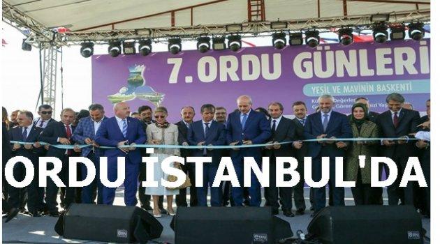İSTANBUL'DA ORDU GÜNLERİ