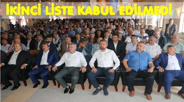 AK PARTİ'DE İLÇE KONGRELERİ BAŞLADI