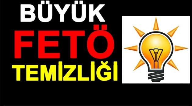 AK PARTİ'DE KİMLER FETÖ'CÜ