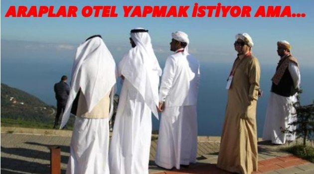 ARAP'A GELİNCE FİYAT DEĞİŞİYOR